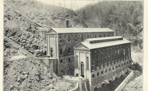 Credit: B.M. Hall and M.R. Hall, Third Report on the Water Powers of Georgia (Atlanta, 1921)